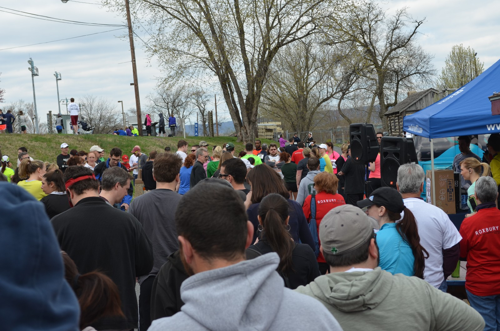 Crowd at JM5K
